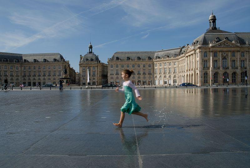 Bordeaux architecture XVIII ème
