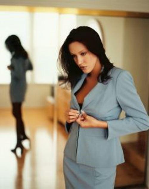 vestimenta para una entrevista