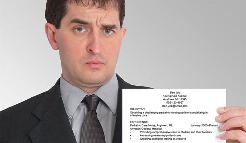 Los Errores a Evitar en el Curriculum