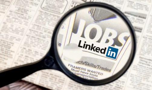 Linkedin en la busqueda de empleo
